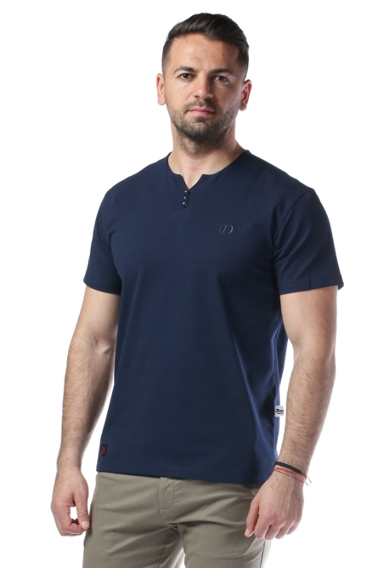 Imagine Tricou bleumarin 1702-1