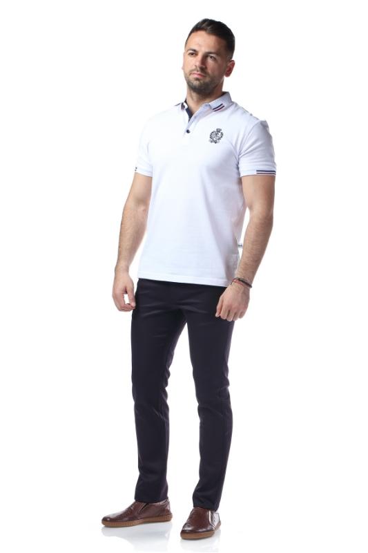 Tricou alb 1806-3