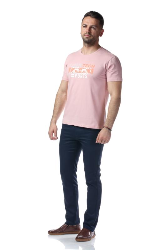 Tricou roz 1807-1