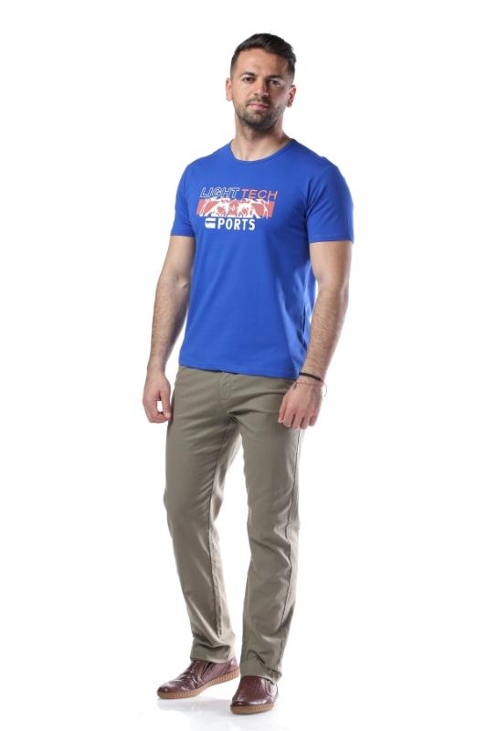 Tricou albastru 1807-3