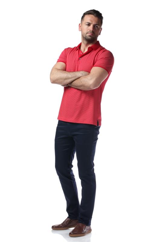 Tricou rosu KGTG295G-1