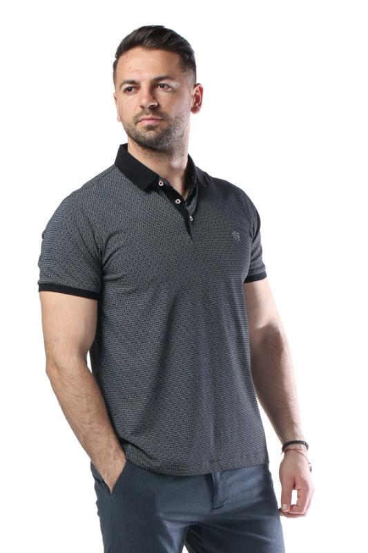 Imagine Tricou negru KGTG295G-2