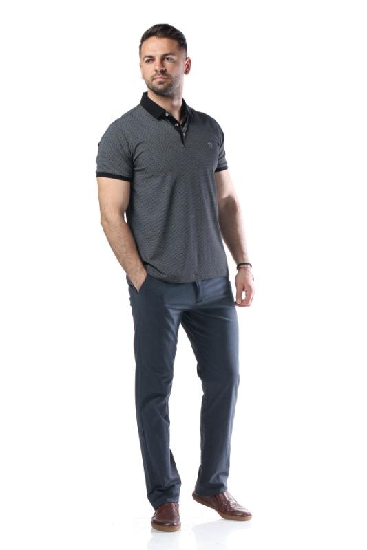 Tricou negru KGTG295G-2