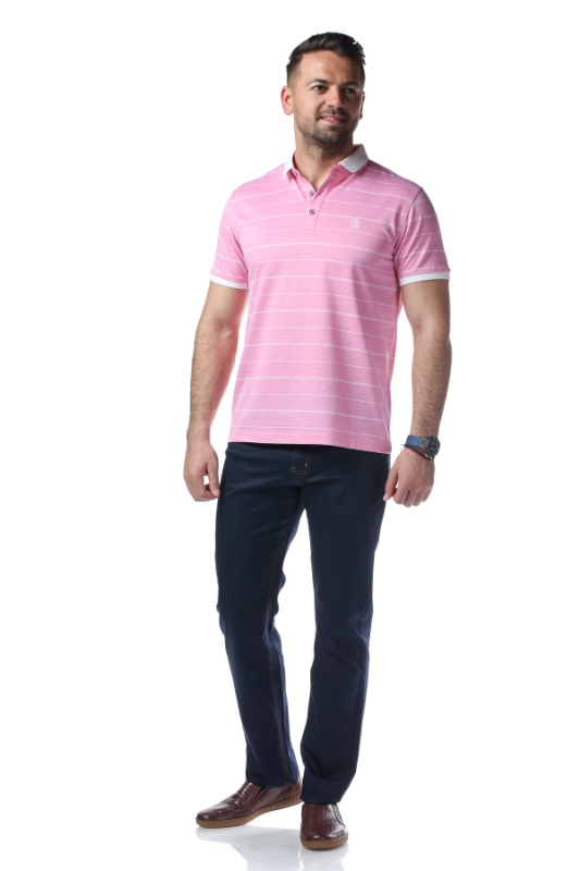 Tricou roz P1199924S-1