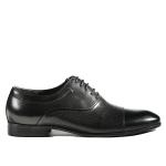 Pantofi Black 003-021 F1