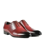 Pantofi Red wine 003-021 F2