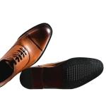 Pantofi Brown 1501-X038-7 F3