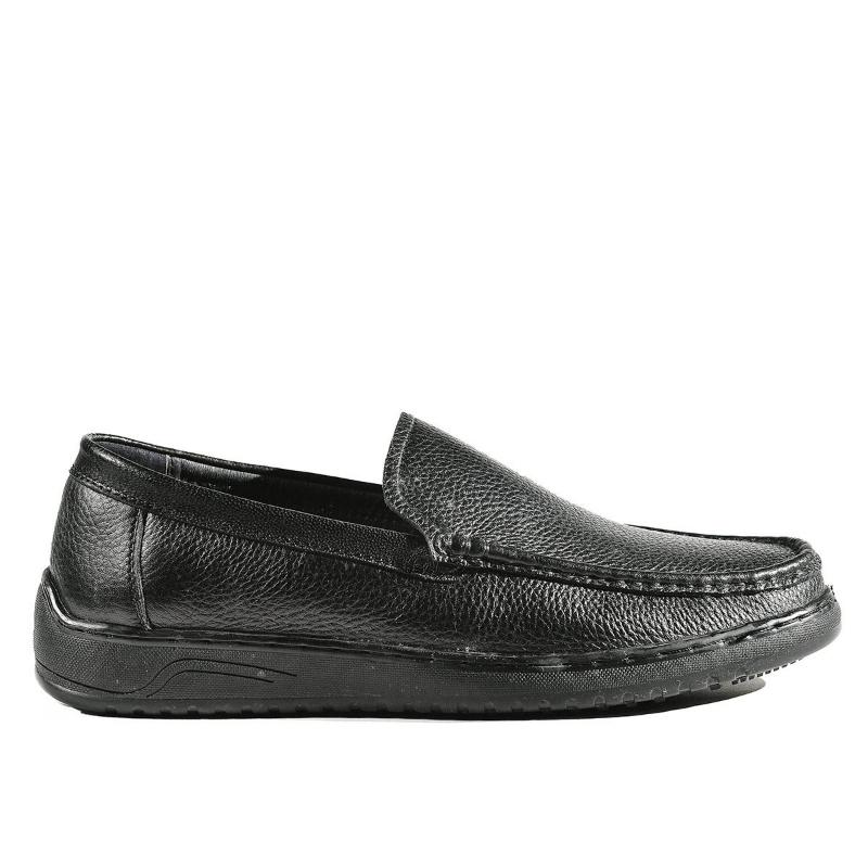 Pantofi Black 668-13 F1