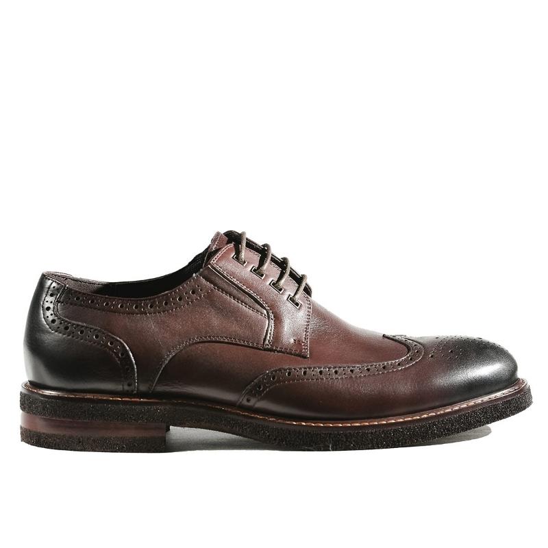 Pantofi Coffee A005-1-A1 F1