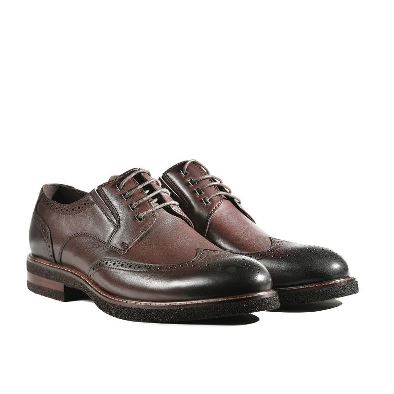 Pantofi Coffee A005-1-A1