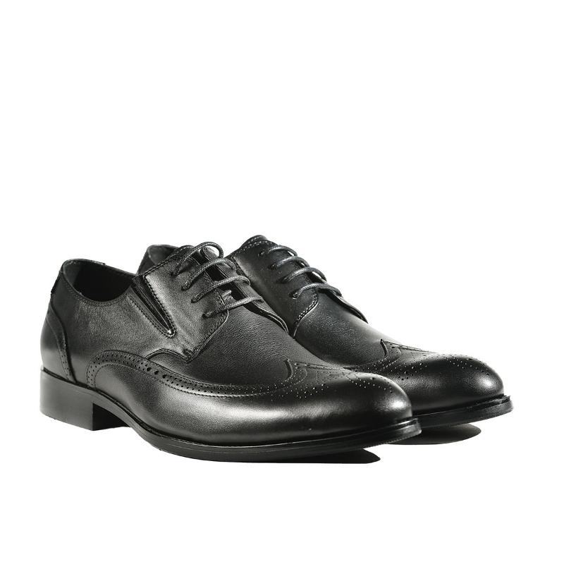 Pantofi Black F8868-03-A3