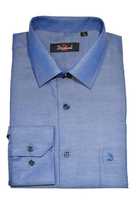 Camasa clasica albastra 9830-6 F1