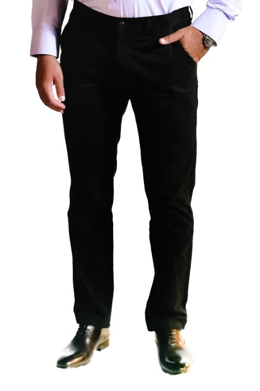 Pantaloni negri 8752-1 F1