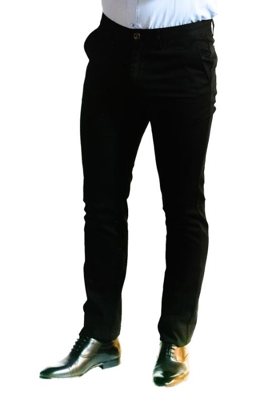 Pantaloni negri S907-11 F1