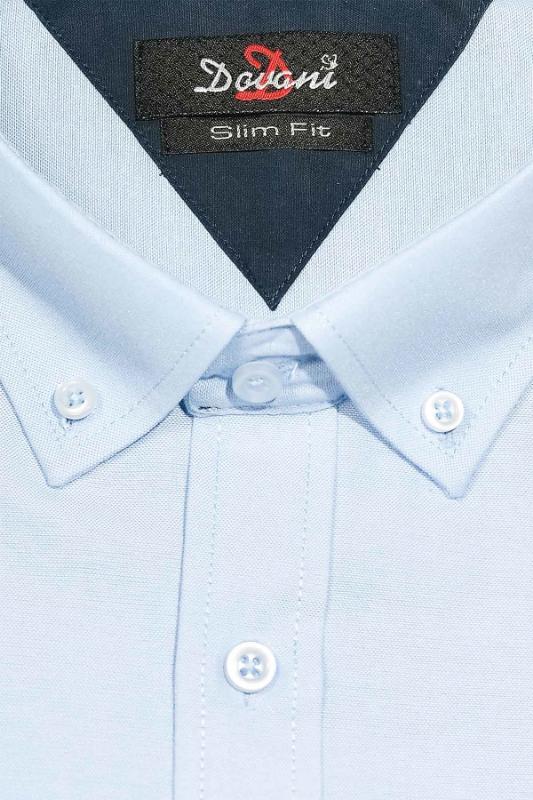 Camasa slim bleu A2015-13