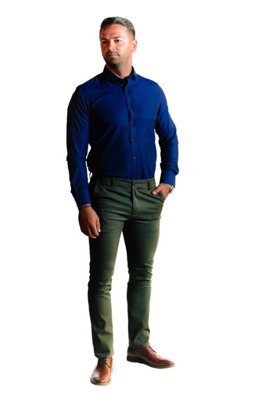 Pantaloni kaki S907-7