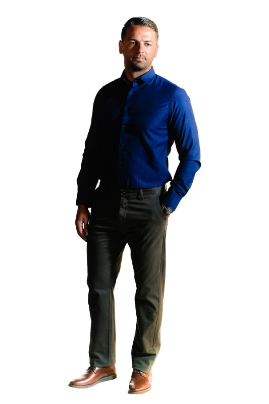 Pantaloni gri R902-10