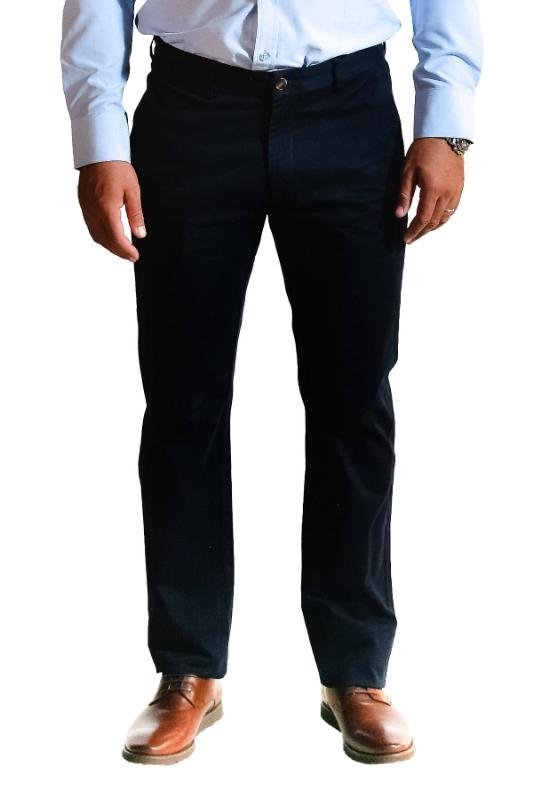 Pantaloni bleumarin R902-17 F1