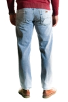 Pantaloni blug bleu 060-1 F3