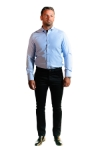 Pantaloni negri S906-8 F2