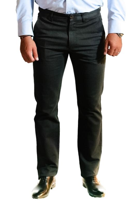 Pantaloni gri R905-4 F1