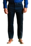 Pantaloni bleumarin deschis R904-7 F1