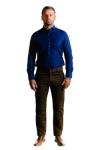 Pantaloni maro R904-1 F2