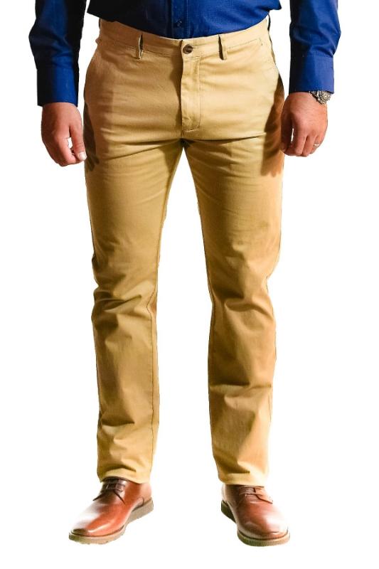 Pantaloni bej R902-8 F1