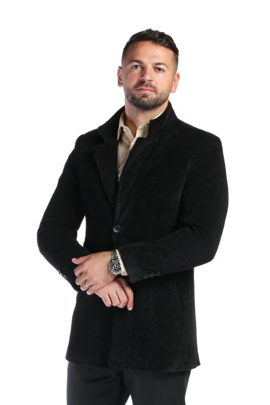 Palton negru 1905-1 F1