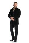 Palton negru 1905-1 F2