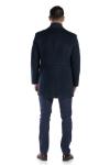 Palton albastru 1903-2 F3