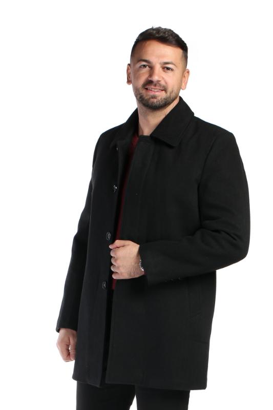 Palton negru 1906-1 F1