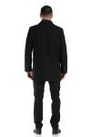 Palton negru 1906-1 F3