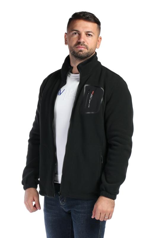 Geaca neagra 8822A-1 F1