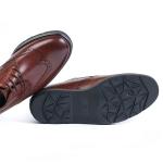 Pantofi brown F2019-5-A1 F3