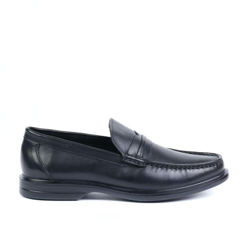 Pantofi black V835-3 F1