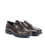 Pantofi brown V835-3 F2