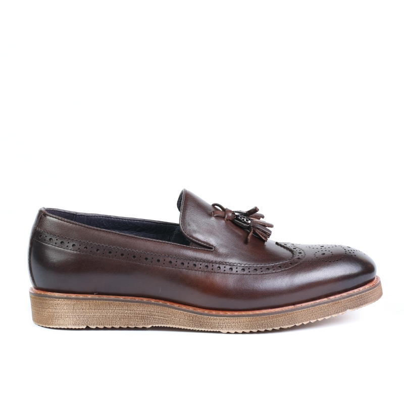 Pantofi coffee X045-9 F1