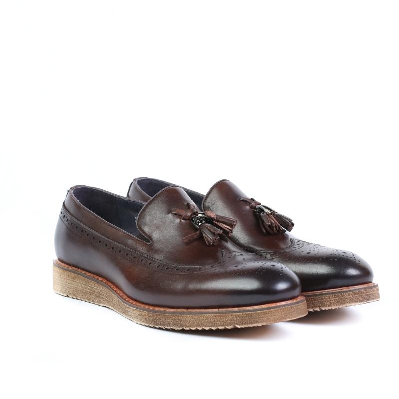 Pantofi coffee X045-9