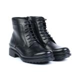 Ghete black AY1807-6A05-6R F2