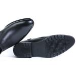 Ghete black ZC528-5-A18 F3