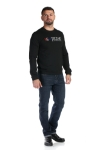 Tricou negru 1820-1 F2