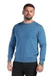 Pulover albastru 204-1 F1