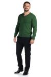 Pulover verde 206-7 F2