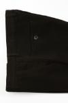 Pantaloni maro inchis spre negru R910-5 F3