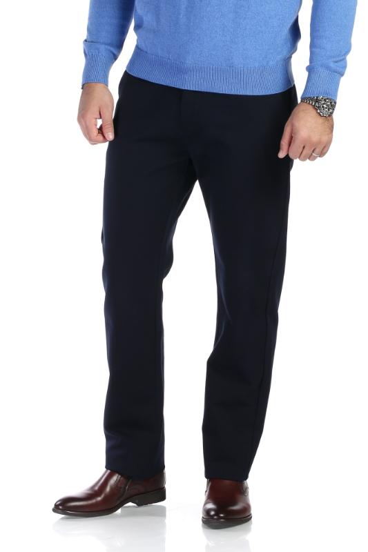 Pantaloni bleumarin deschis R910-7 F1