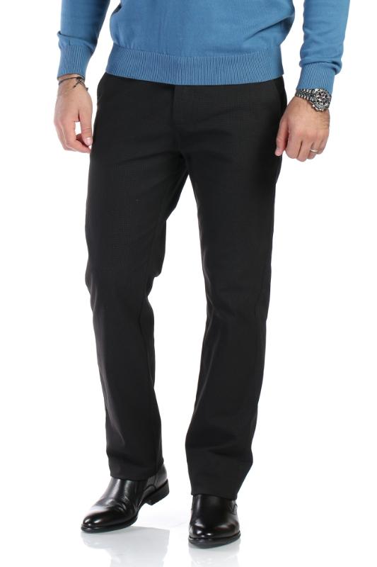 Pantaloni negri R915-1 F1