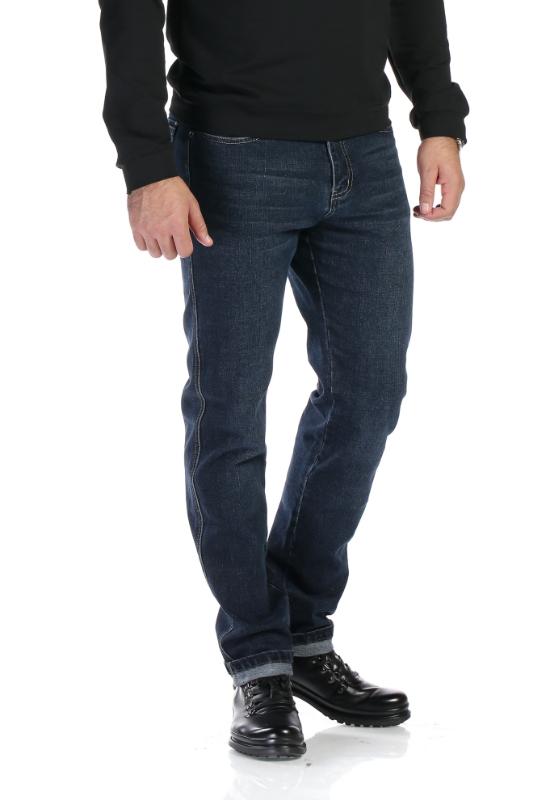 Pantaloni blug albastri R916-1 F1