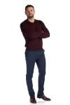 Pantaloni bleumarin 001-2 F2