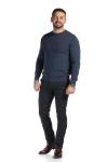 Pantaloni gri inchis 001-3 F2